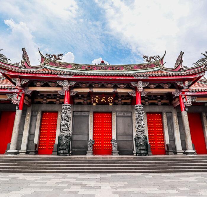 パワースポット天国 台湾のお寺で開運めぐり!