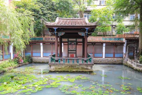 林家花園(庭園)台北の観光スポットのご紹介、ここには素敵な世界が広がっ台湾ファン-taiwanfan.com