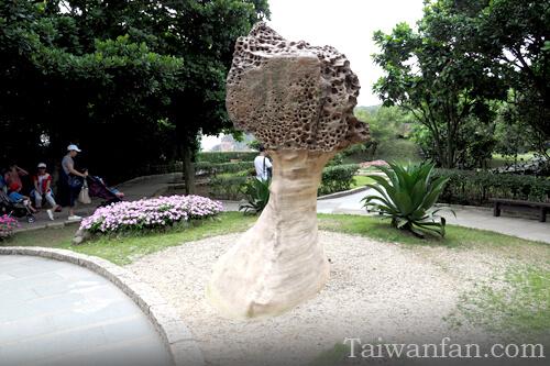 クイーンズヘッドⅡ_女王頭Ⅱ_yehliu-taiwan-tour-guide_野柳_イエリョウ_観光名所
